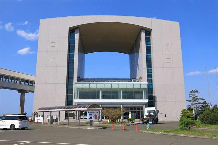小樽港 新日本海フェリー乗場