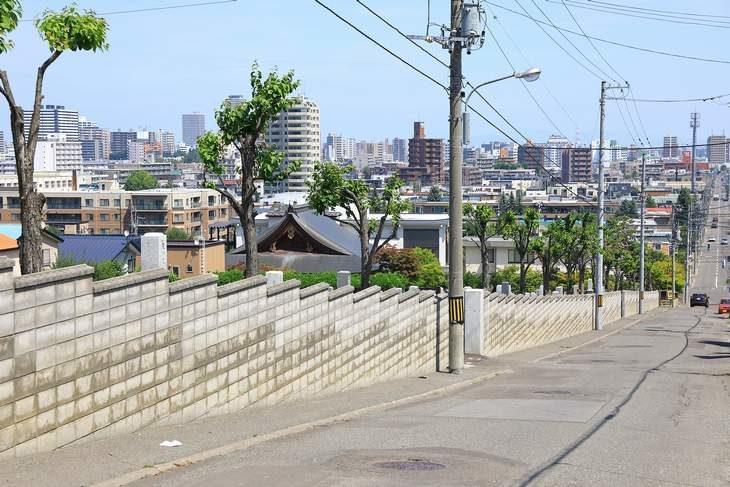 浄国寺の塀