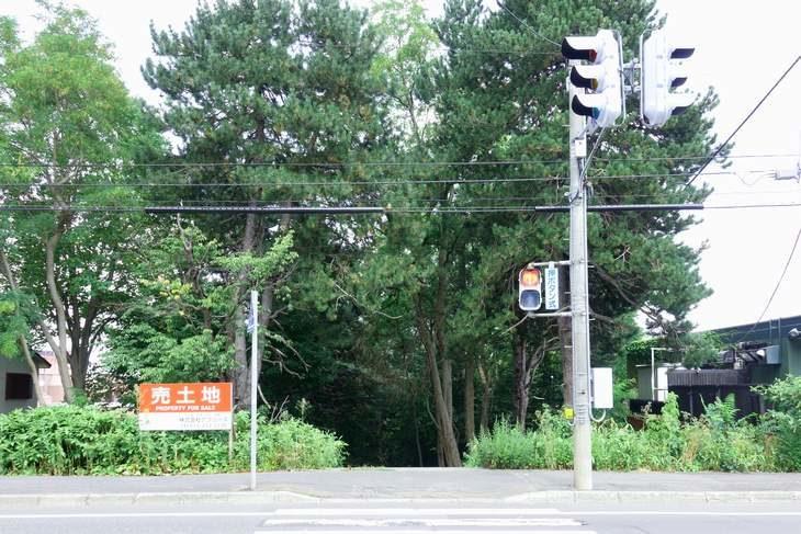 札幌伏見稲荷 旧参道