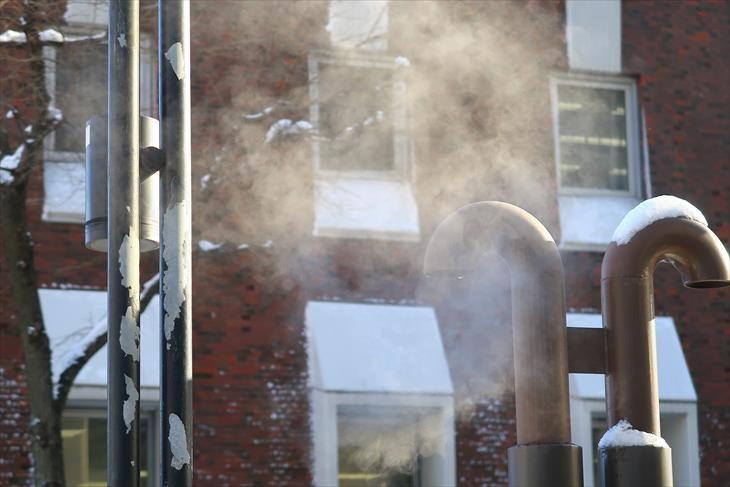 排気用煙突