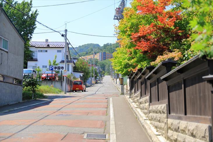 札幌市 かつら坂