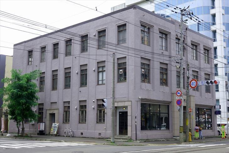 旧藪商事会社ビル