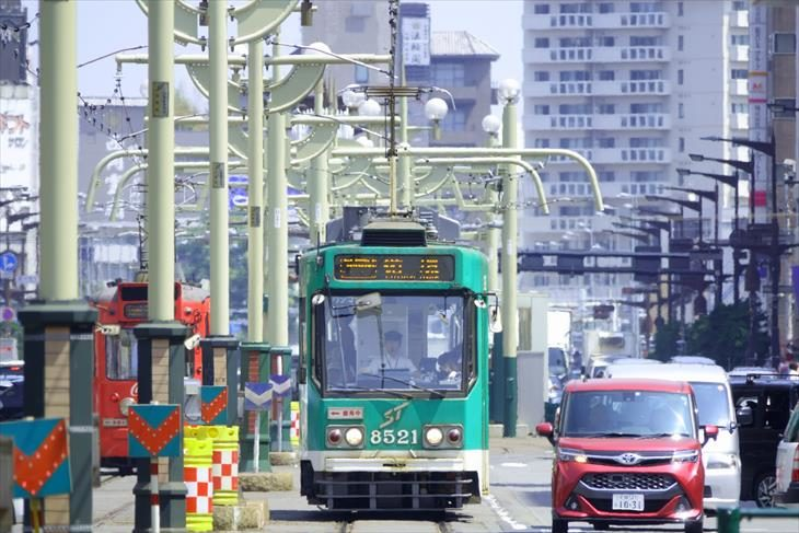 札幌市 路面電車