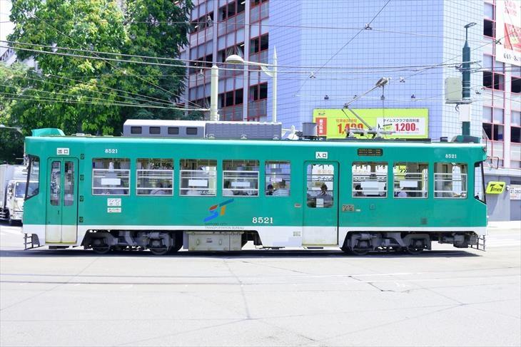 札幌 路面電車