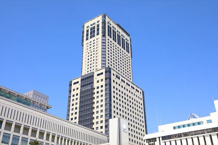 札幌駅JRタワー