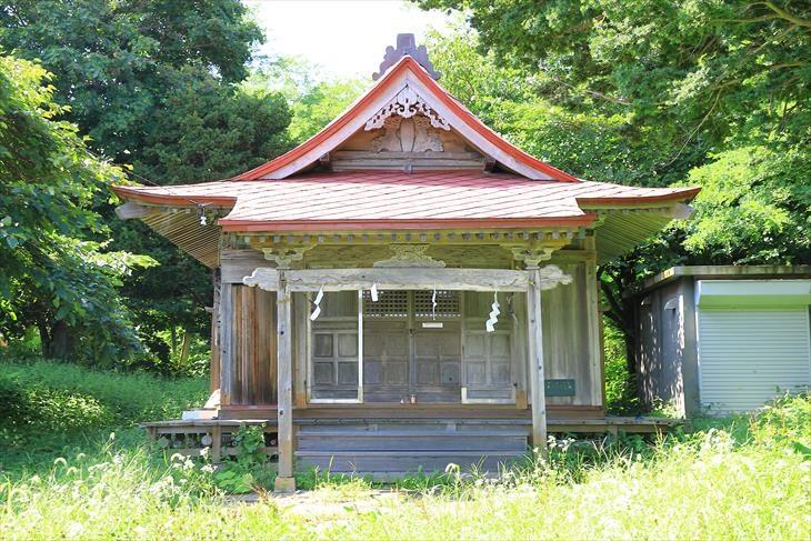 恵美須神社 社殿