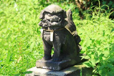 恵美須神社 狛犬様