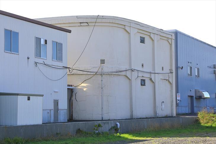 旧北海製罐倉庫 旧第2倉庫