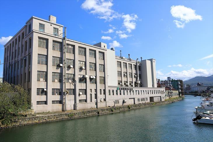 旧北海製罐倉庫 工場