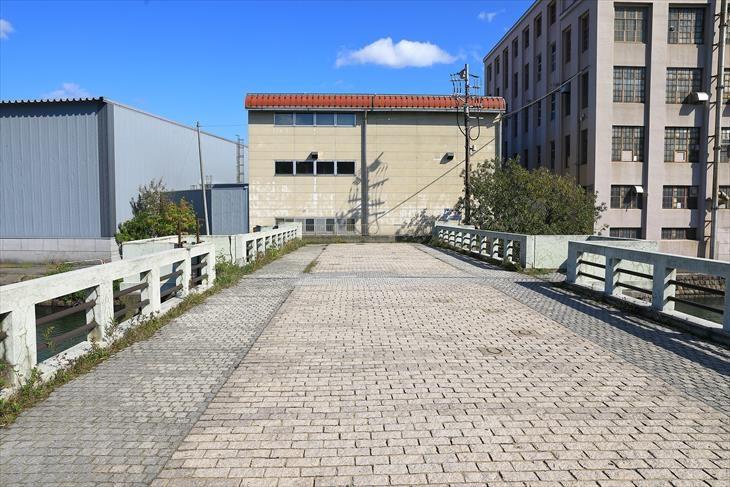北運河 北浜橋