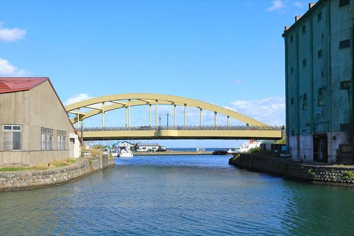 北運河の始まり