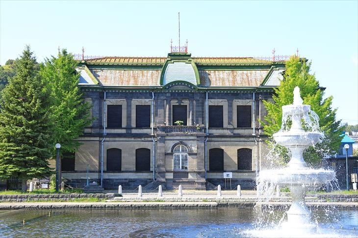 旧日本郵船株式会社 小樽支店