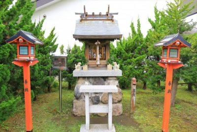 小樽 水神神社