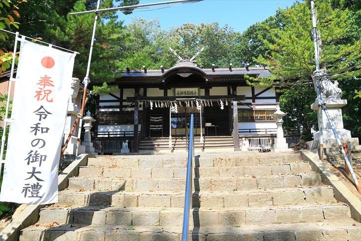 小樽稲荷神社 社殿