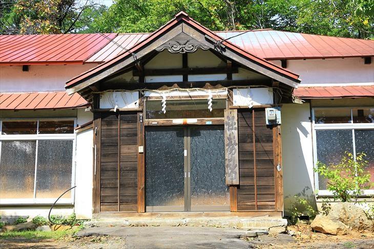 小樽稲荷神社 社務所