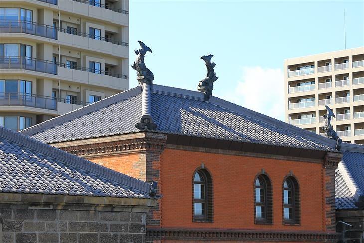 旧小樽倉庫 事務所棟