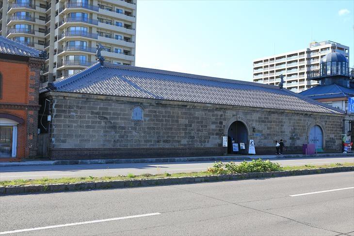 旧小樽倉庫 小樽市総合博物館運河館