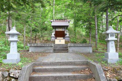 小樽天狗山神社