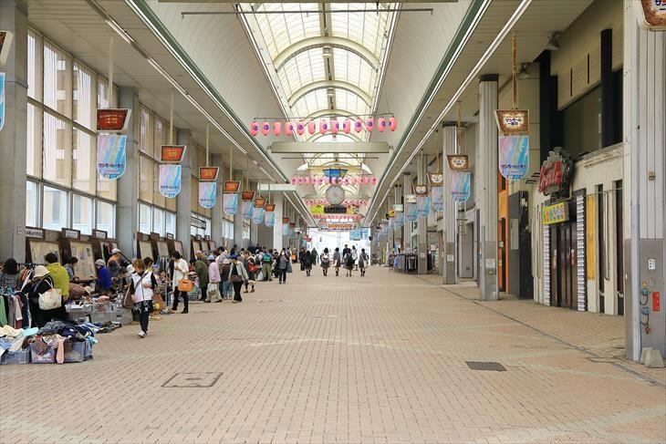 サンモール一番街