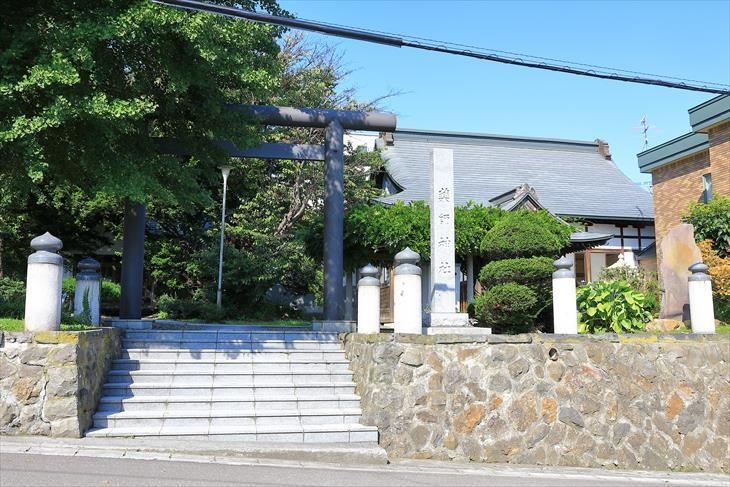 小樽 薬師神社
