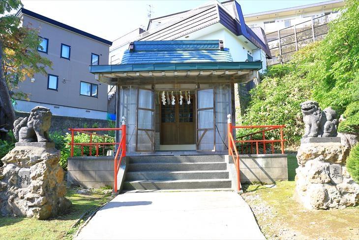 薬師神社の恵比寿神社