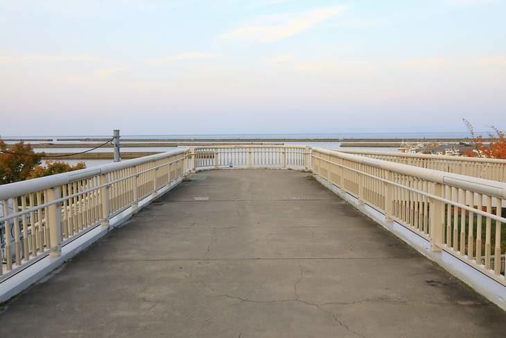 マリンロード歩道橋
