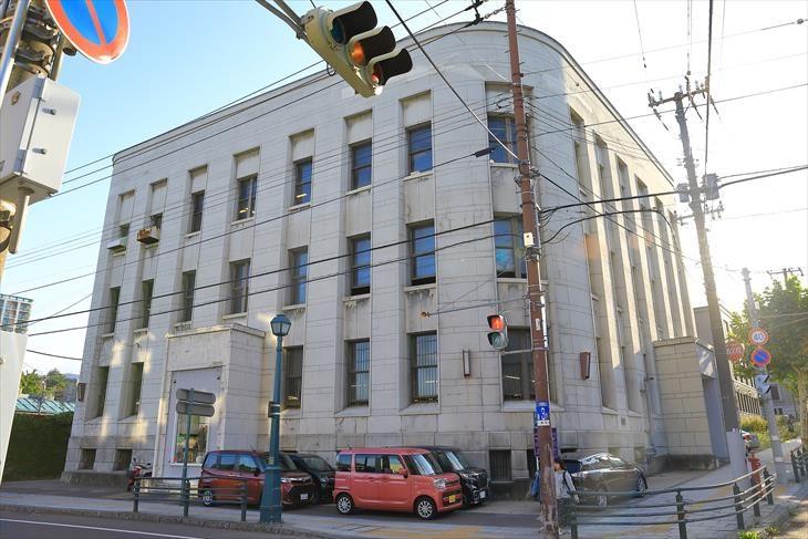 旧第一銀行小樽支店