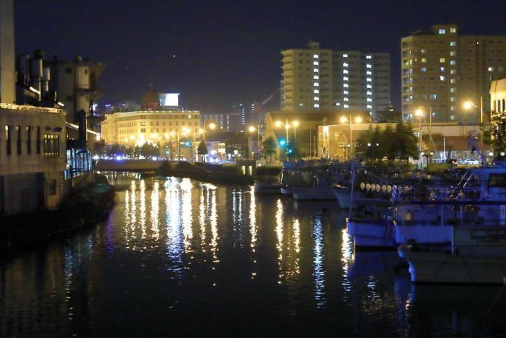小樽 北運河