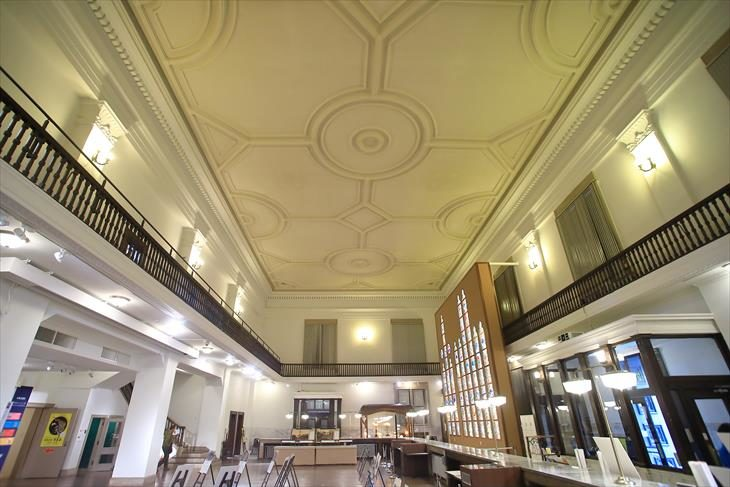 旧三井銀行小樽支店