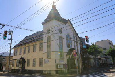 旧小樽組合基督教会