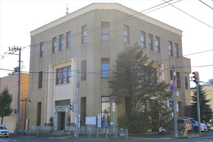 旧小樽無尽(株)本店