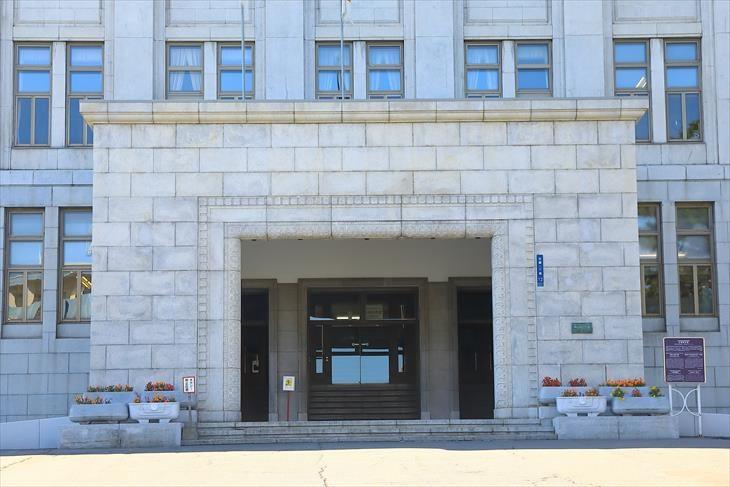 小樽市庁舎