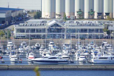 小樽港マリーナ
