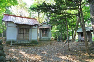 小樽 三社神社