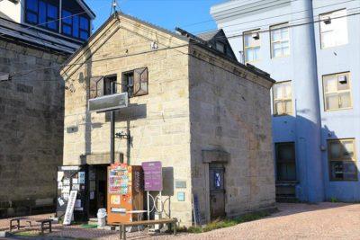 旧島谷倉庫