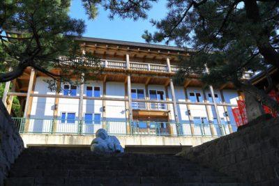 小樽 五百羅漢像の宗円寺