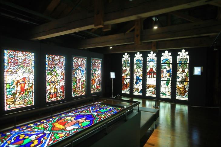 小樽芸術村 ステンドグラス美術館