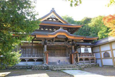 天上寺本堂