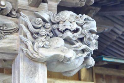徳源寺 龍宮殿(龍神堂)