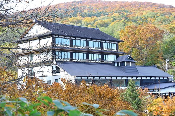赤岩山神社からの風景