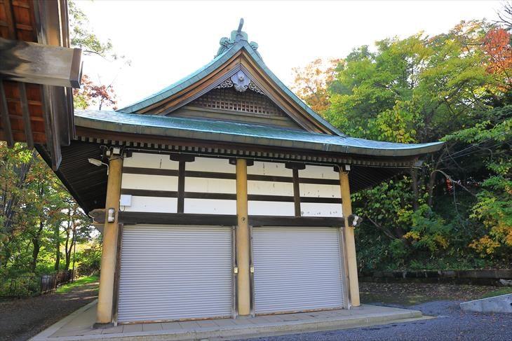 住吉神社 旧神楽殿