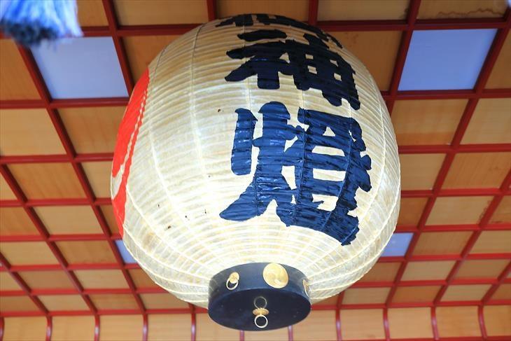 住吉神社 御神燈