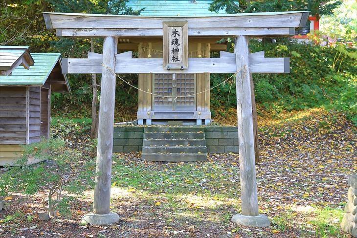 住吉神社 木塊神社