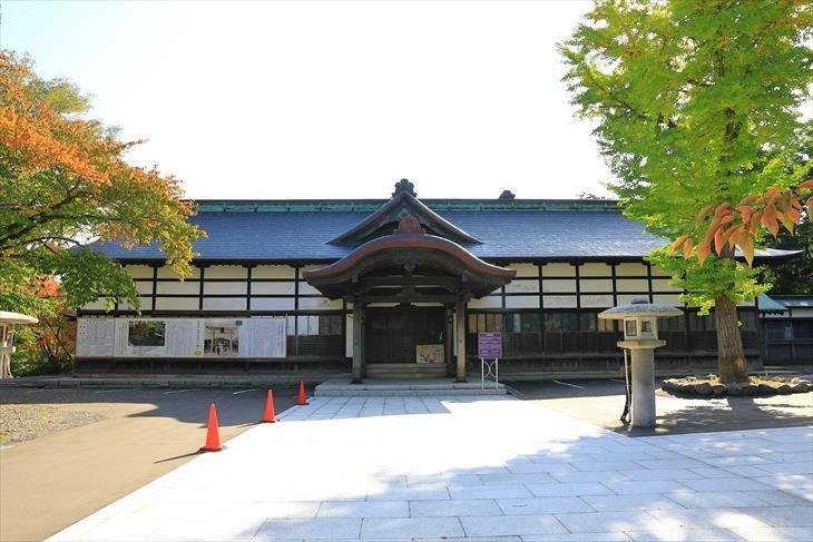 小樽総鎮守 住吉神社 社務所