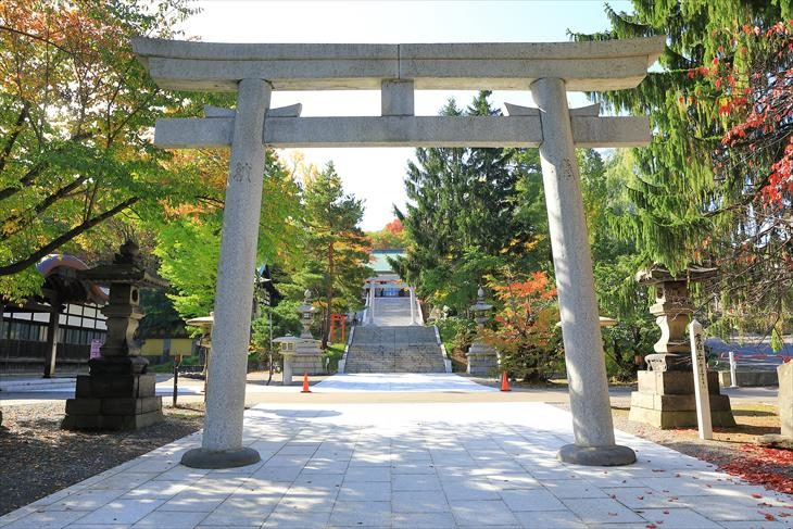 小樽総鎮守 住吉神社 第二鳥居