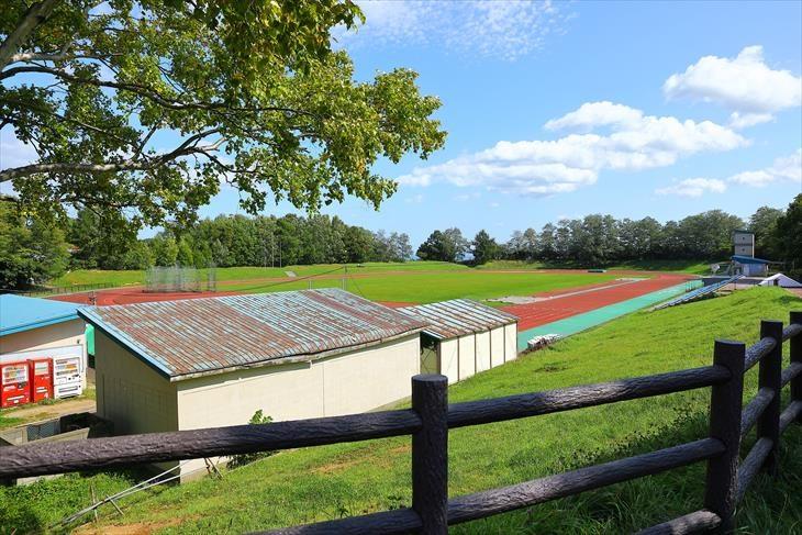 手稲公園陸上競技場