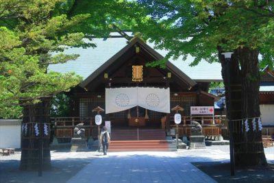 北海道神宮頓宮