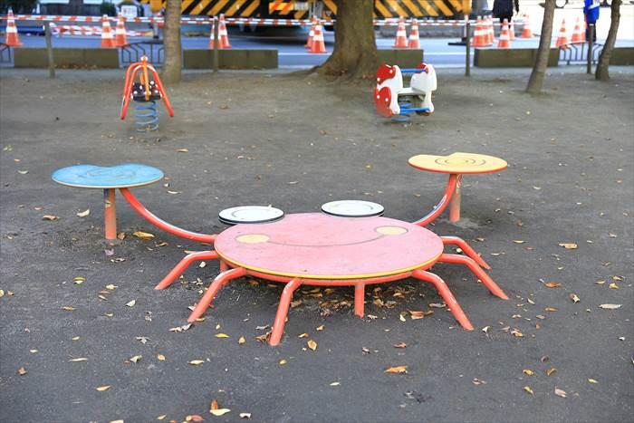 大通公園9丁目の遊具
