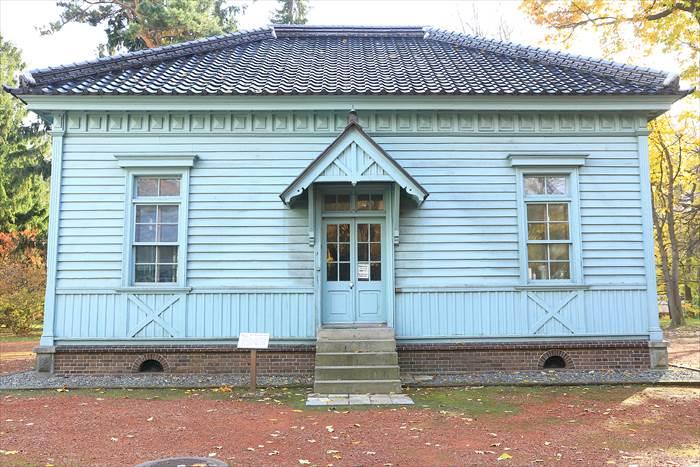 北大植物園・博物館旧事務所
