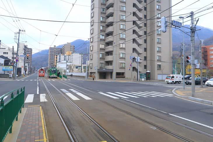 市電ロープウェイ駅